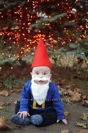 Gnome Halloween Costume Cutest Baby Gnome Costume Gnome Costume Gnomes Costumes