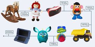 52 most popular gifts toys for in every decade