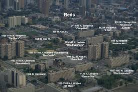 chicago housing projects map housing chicago planning history