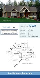 craftsman ranch plans 88 best craftsman house plans images on pinterest craftsman