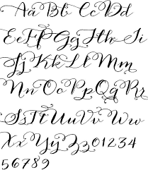 calligraphy font clara calligraphy font printables calligraphy monogram