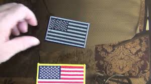 State Flag Velcro Patches Usa Flag Patches Pair Youtube