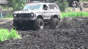 1979 Ford Truck Mudding - wango tango 1979 ford bronco at perkins mud bog youtube