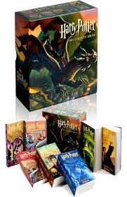 harry potter boxset paperback books 1 7 nollybook