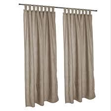Outdoor Canvas Curtains Outdoor Canvas Curtains Naturalsuccess Info