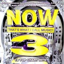 now that s what i call music 3 u s series wikipedia