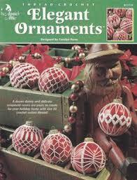 ornament crochet patterns 12 covers
