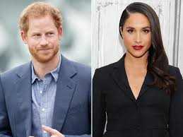 meghan markle in london visiting prince harry people com