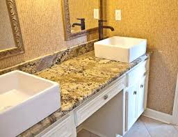 granite top vanity bathroom bathroom vanity granite top pictures
