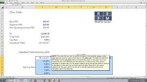 two way data table excel excel 2 way data tables taught by refm youtube