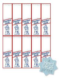 personalized cracker jacks 86 best crackerjacks images on cracker jacks crackers