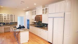 Professional Spray Painting Kitchen Cabinets by Spray Painting Cabinets U Design Blog