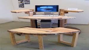 Diy Pallet Desk Interior And Exterior Kitchen Desk Chairs Pallet Corner Desk