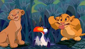 quiz character lion king disney