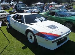 bmw race cars m1 race car