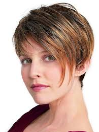 womans short hairstyle for thick brown hair short hairstyles for women thick hair popular haircuts