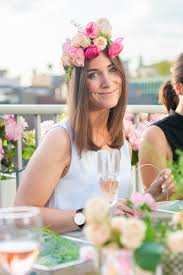 Savvy Home Blog by How To Throw A Flower Crown Party Lauren Nelson