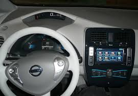 nissan leaf near me catchword going really green the nissan leaf