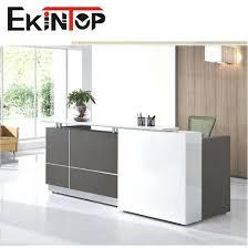modern office furniture reception desk explore modern reception