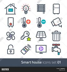 smart house technology system vector u0026 photo bigstock