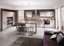 küche im wohnzimmer wohnzimmer küche ideen komfortabel auf moderne deko auch offene 5