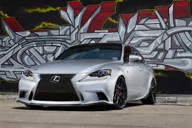 lexus 2014 black lexus is250 f sport velgen wheels vmb5 gloss black 19x9