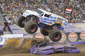 monster truck jam videos monster jam will be in charlotte this weekend charlotte stories