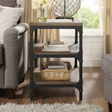 End Table Ls For Living Room Shop End Tables At Lowes
