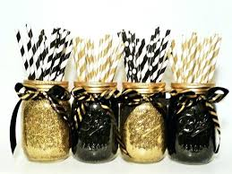 black and gold centerpieces black and gold decorations ideas fin soundlab club