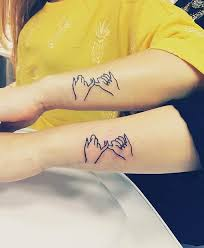 15 adorable matching tattoos you and your need to get
