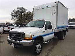 toyota uhaul truck for sale box trucks for sale carsforsale com