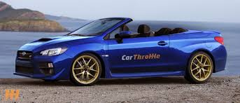 convertible subaru impreza is there a place in the world for a subaru wrx sti convertible