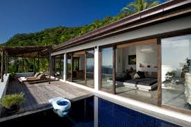 thai house designs pictures modern tropical design mixed with traditional thai elements casas