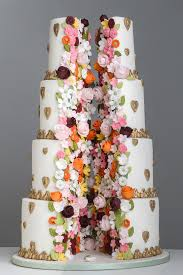 5 tier wedding cake cakes mesmerizing fall wedding cakes for wedding cake