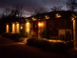 Outdoor Lighting House by Outdoor Yard Lights Home Design Ideas And Pictures