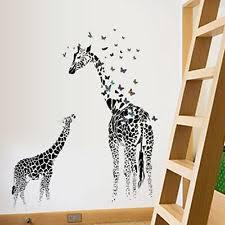 Giraffe Wall Decals For Nursery Giraffe Wall Decal Ebay