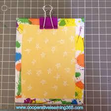 Binder Decorating Ideas Classroom Diy Diy Mini Clipboards
