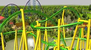 Closest Six Flags Six Flags South Carolina Farewell Rct3 Park Youtube