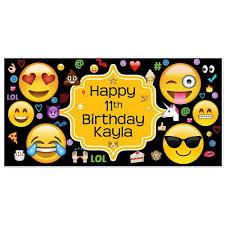 personalized party banners design and custom birthday banners
