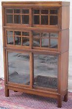 Metal Lawyers Bookcase Arts Crafts Bookcase Ebay