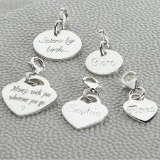 emoji personalised sterling silver charms hurleyburley