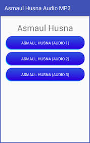 download mp3 asmaul husna merdu download asmaul husna audio mp3 apk apkname com