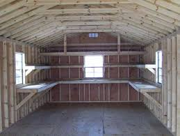 How To Make A Shed Out Of Wood by 25 Best Shed Shelving Ideas On Pinterest Tool Shed Organizing