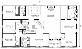 Split Floor Plan Baby Nursery Split Floor Plan Homes Ranch Split Bedroom Floor
