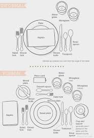 how to set a table with silverware beautiful setting table silverware placement