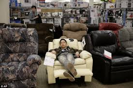 recliner sale black friday black friday one man is stabbed in row over parking space and