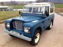 land rover discovery safari find used 1975 landrover defender 88 series 3 county staton wagon