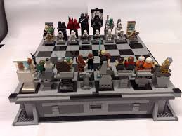 Cool Chess Sets by Lego Ideas Star Wars Chess Set Original Trilogy