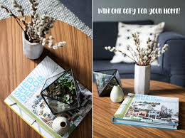shed decor book review giveaway