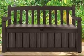 fabulous storage bench garden best 25 garden storage bench ideas